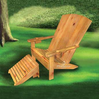 Adirondack Chair Plans - AdirondackChairs.com